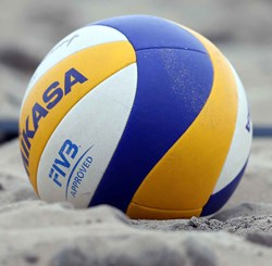 صورة Volleyball Equipment