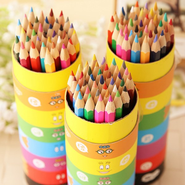 Picture of Colored Pencil Stationery